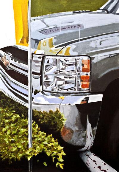 Rafael Lopez-Ramos, 'Bumper Mirror', 2008