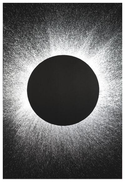 L'outsider, 'Eclipse et Drapeaux Japonais #2', 2018