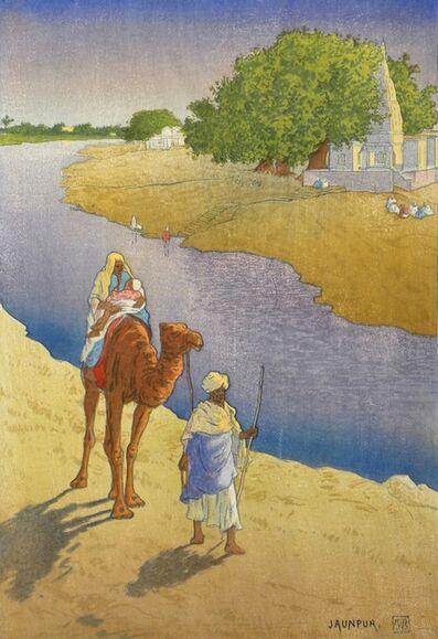 Charles Bartlett, 'Jaunpur, India (early morning variant)', ca. 1920
