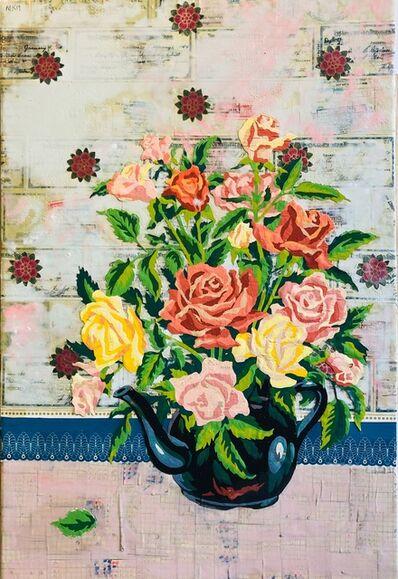 Marcus Kenney, 'Still Life (Roses)', 2019
