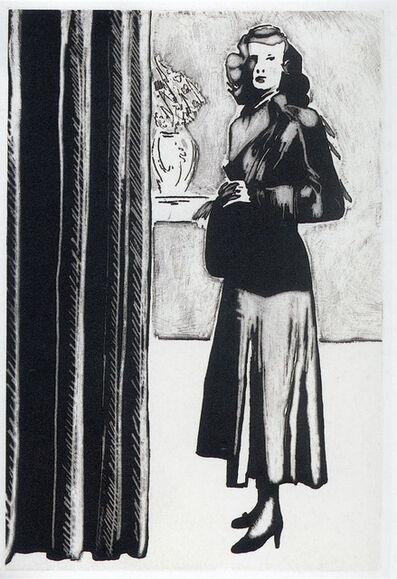 Richard Hamilton, 'Patricia Knight I', 1982