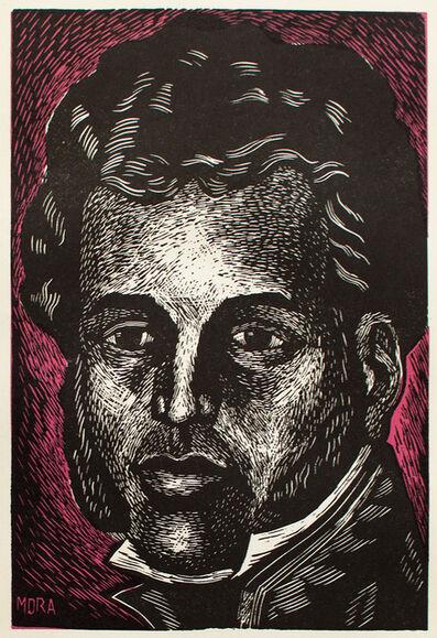 Francisco Mora, 'Vicente Guerrero', 1960