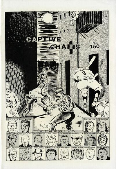 Raymond Pettibon, 'Raymond Pettibon Captive Chains', 1978