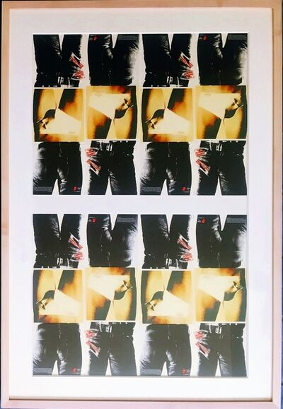 Andy Warhol, 'Sticky Fingers (Rolling Stones)', 1971-1994