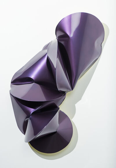 Jeremy Thomas, 'Violet Air', 2017