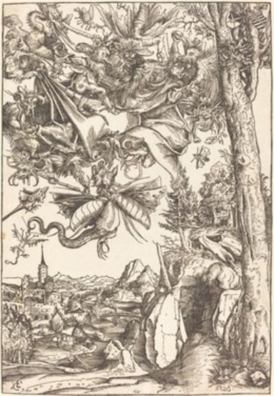 Lucas Cranach the Elder, 'The Temptation of Saint Anthony', 1506