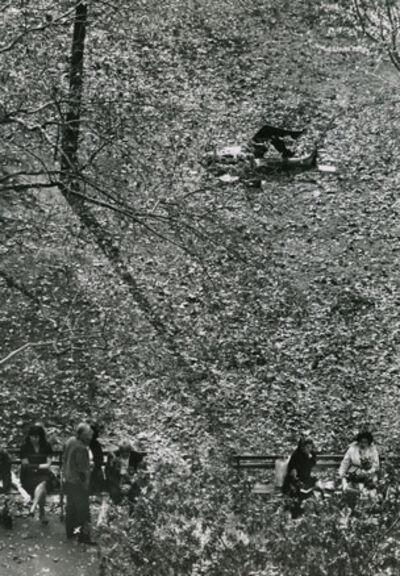 André Kertész, 'Washington Square Park, October 29', 1964