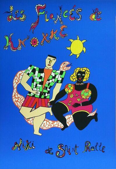 Niki de Saint Phalle, 'Fiances de Knokke', 1992