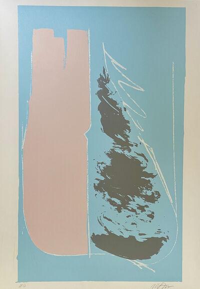 Michael Steiner (b. 1945), 'Silkscreen A.P. 12', 1981