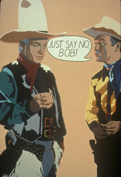 Billy Schenck, 'Just Say No Bob', 2020
