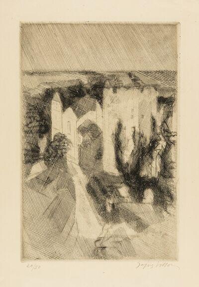 Jacques Villon, 'The Three Orders (Ginstet/Pouillon 450)', 1939