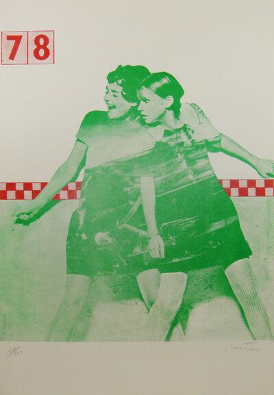 Gianni Bertini, 'Flash n. 6', 1968