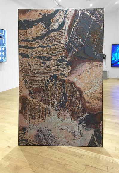 Clement Valla, 'Rock Screen, Hunter Island New York', 2019