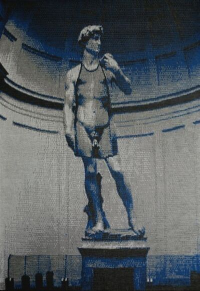 Alice Palmer, 'David wearing an apron of David', 2014