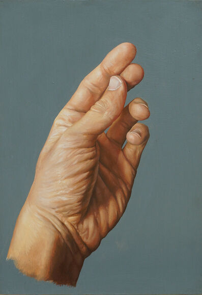 Daevid Anderson, 'Hand Study #2', 2014