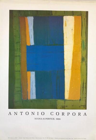 Antonio Corpora, 'NUOVA SUPERFICE', 1989