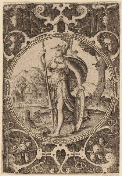Abraham de Bruyn, 'Minerva'