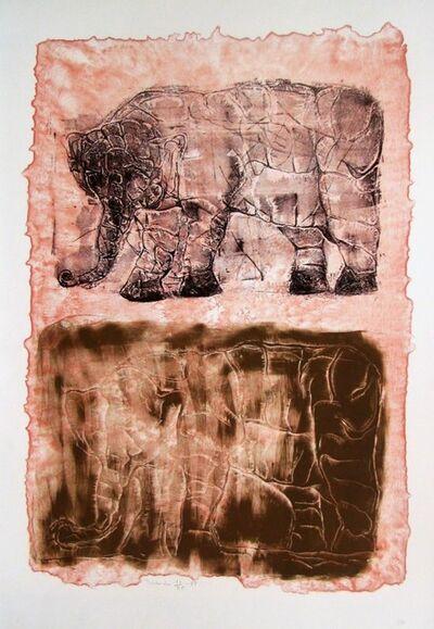 Francisco Toledo, 'Los Elefantes', 1984