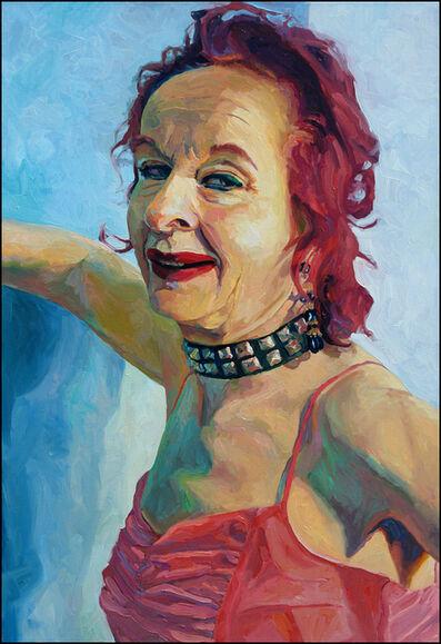 Laura Alexander, 'Olivia, Hot Pink', 2005