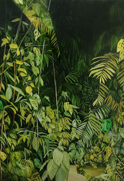 Lennart Rieder, 'Untitled (Jungle)', 2019
