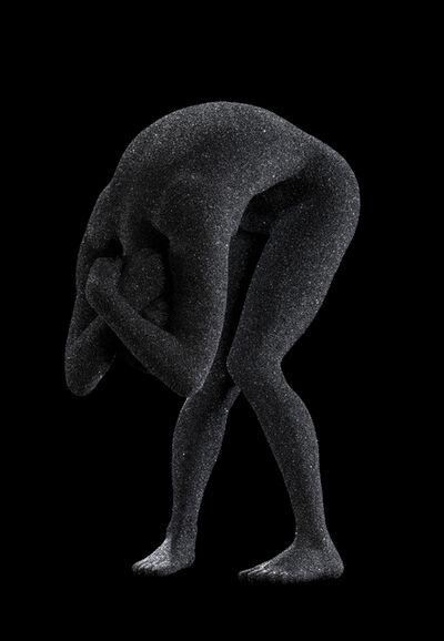 Kohei Nawa, 'Lion(Black Sic_VESSEL)', 2017