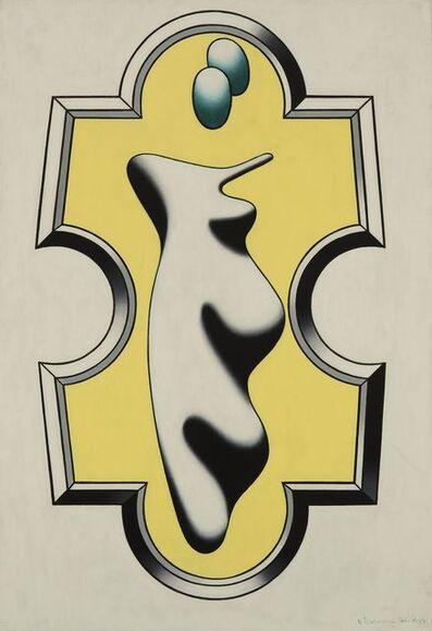Charles Biederman, 'Untitled, Paris, February 17, 1937', 1937