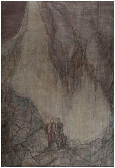 Wang Yabin, 'Two Peots', 2013