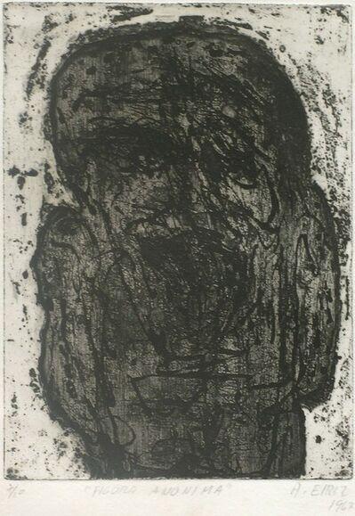 Antonia Eiriz, 'Figura Anonima', 1967