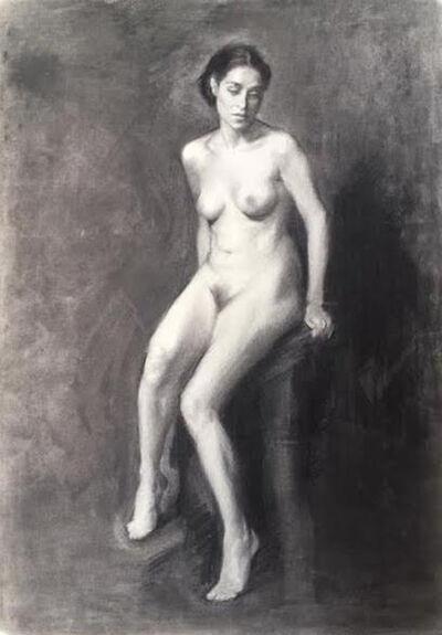 Isabella Watling, 'Nude II [Study]', 2013