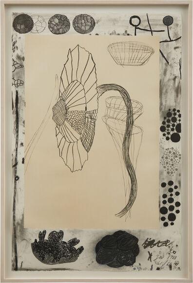 Terry Winters, 'Marginalia', 1988