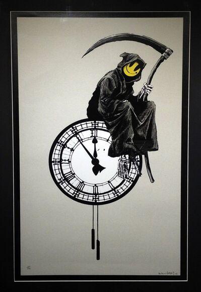 Banksy, 'Grin Reaper', 2005