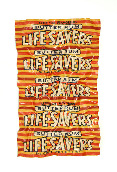 Paul Rousso, 'Life Savers Butter Rum 2', 2018