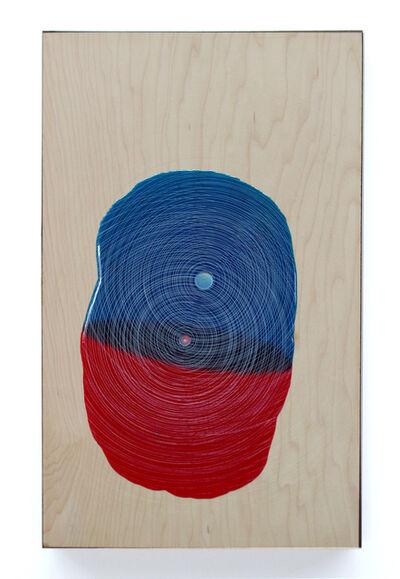 Sinisa Kukec, 'I NEED AMERICA NEEDS ME (THE EMPIRE NEVER ENDED), No. 1', 2016