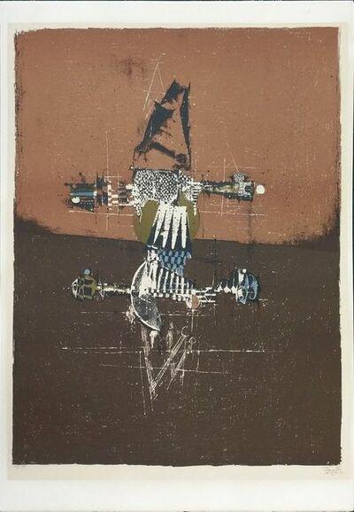 Johnny Friedlaender, 'HAARLEM', 1965