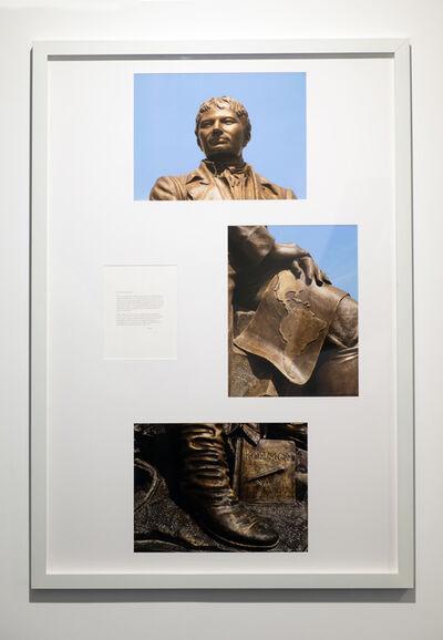 Carlos Motta (b. 1978), 'My Dearly Beloved R. (Monument to Alexander von Humboldt)', 2013