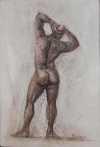 Monari, 'Dorsal Male Nude ', 2018