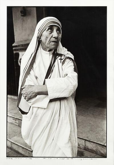 Mary Ellen Mark, 'Mother Theresa, Calcutta', 1980