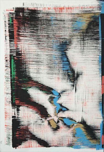 Sergio Barrera, 'Antigesture (rhizomes). P21', 2019