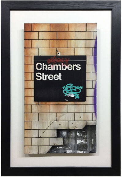 Ryan Thomas Monahan, 'Chambers St.', 2018