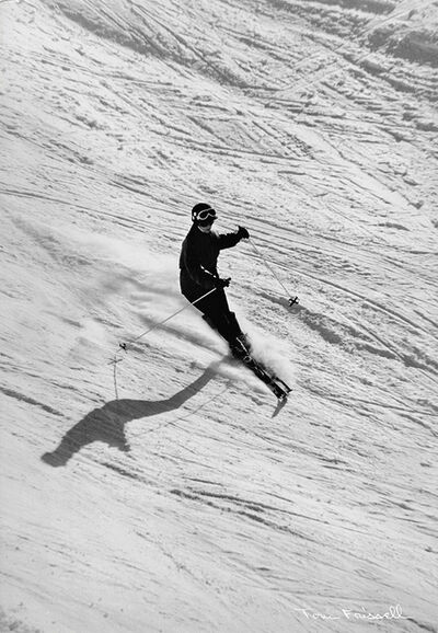 Toni Frissell, 'Toni Frissell  Ann Taylor, Vail, Colorado', ca. 1960s
