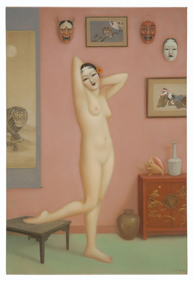 Colette Calascione, 'Miss Delusional', 2013
