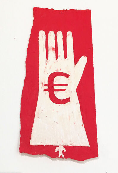 Michael Landy, 'Euro Glove', 2015