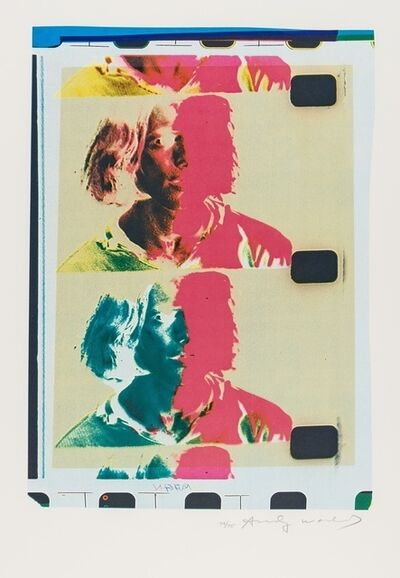 Andy Warhol, 'Eric Emerson (Chelsea Girls) ', 1982
