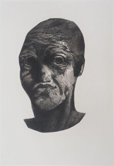 Auguste Rodin, 'Mask', 1897