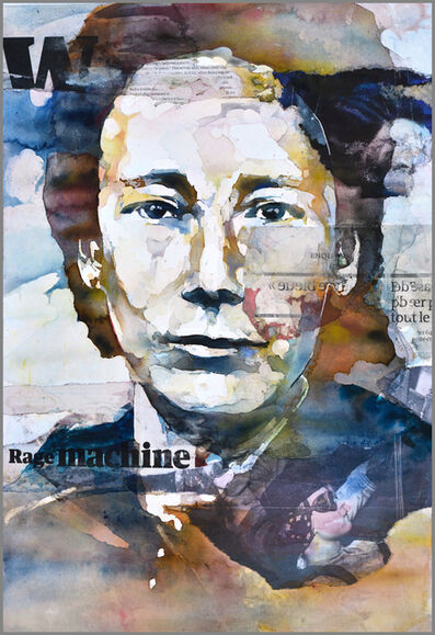 Bruce Clarke, 'Rage Machine (Louise Michel)', 2018