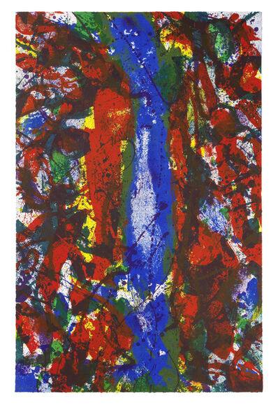 Sam Francis, 'Untitled (SF-342)', 1990