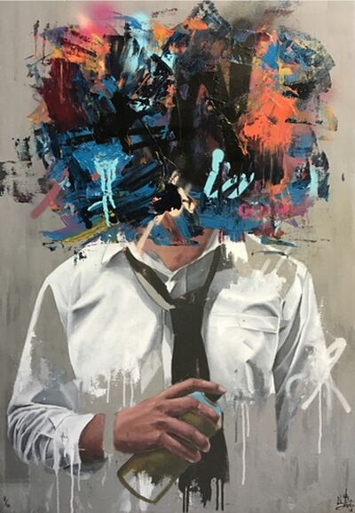 Sage Barnes, 'A Self Portrait #4', 2018