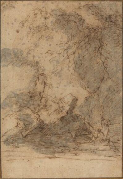 Salvator Rosa, 'Landscape', mid 1660s