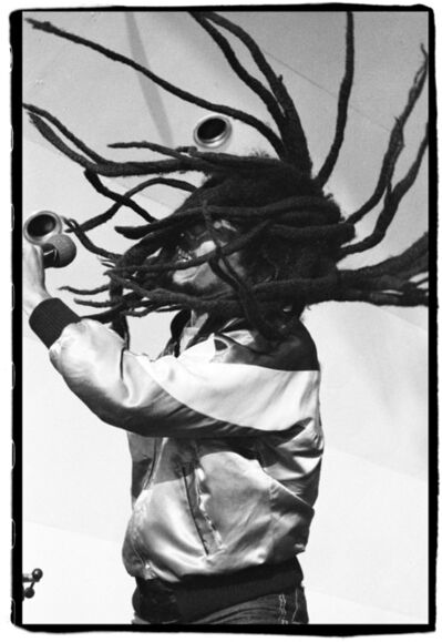David Corio, 'Bob Marley, Last London show, Crystal Palace Bowl, London, UK', 1980