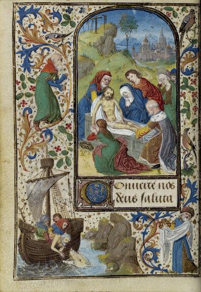 Lievan van Lathem, 'The Entombment', 1471